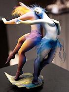 莫斯科的情色博物馆 性爱主题艺术品令人大开眼戒
