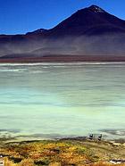 玻利维亚高原的梦幻景色