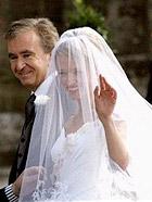 看看亿万富豪的奢华婚礼