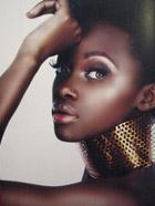差异很大!非洲部落美女标准