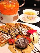 带你一起享受悠闲的下午茶