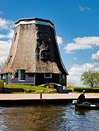 春游羊角村 田园画般的荷兰乡村