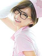 金美辛粉红护士之纯情制服写真