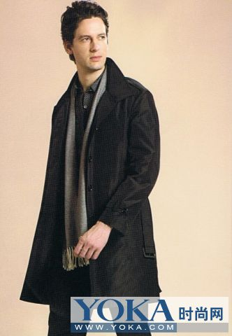 男款秋冬风衣风格颜色的选购和搭配原则 - 刀锋 - lzjの淘宝资料库
