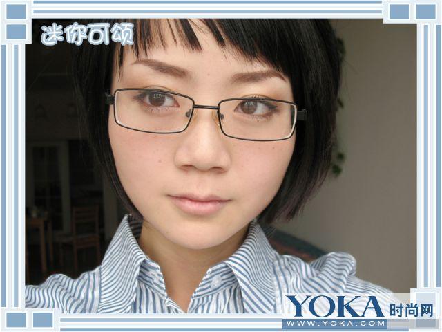 土妞变御姐,史上最精简气质OL妆——我的20分钟靓妆三部曲 - 妮薇雅 - 美容美发化妆培训学校