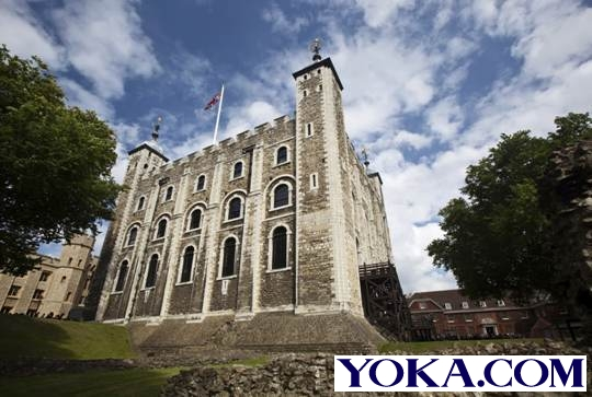 伦敦塔(tower of london)
