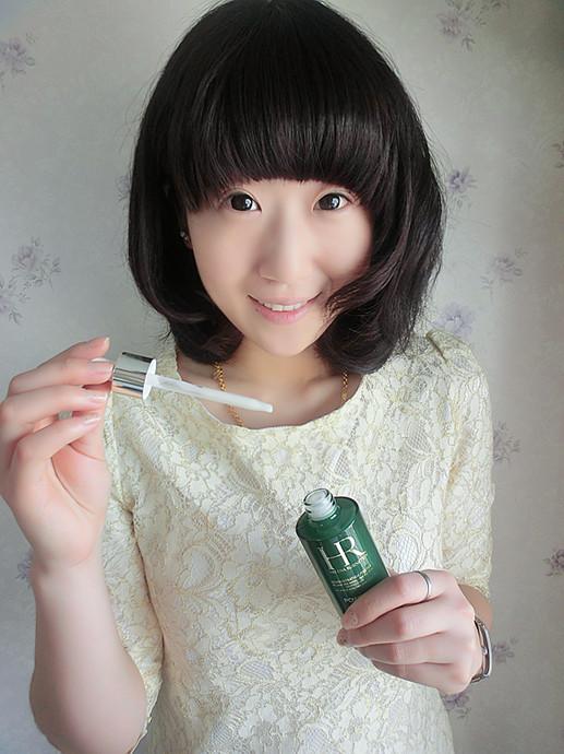 28天真人测评,2014全新升级绿宝瓶精华