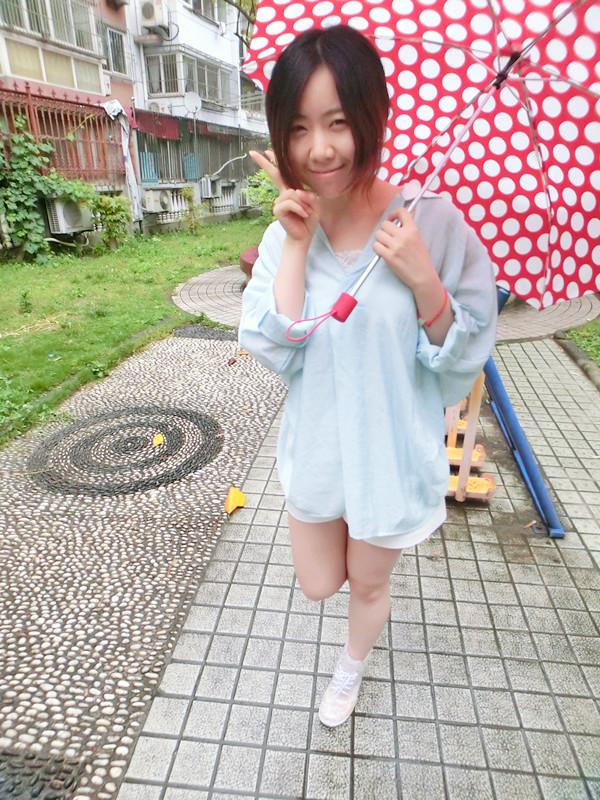 【呆璐】FAN.YOKA达人活动——MOLSSI 晴雨伞