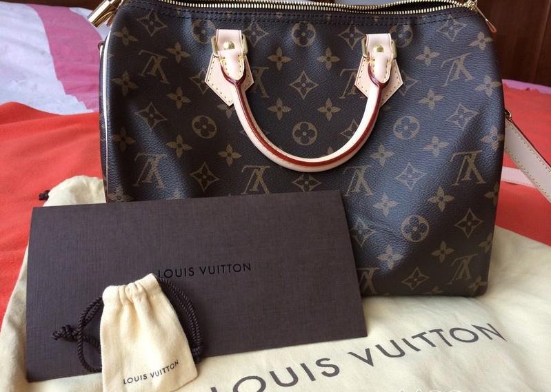 欧洲归来 晒LV、Longchamp、Tous、Gucci