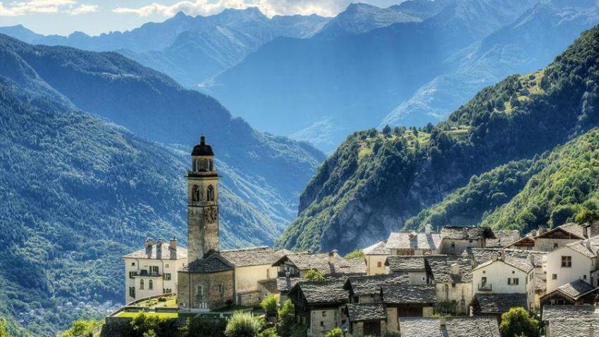 世界各地最美的風景