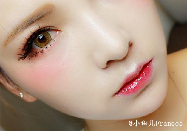 【小鱼儿frances】另类时尚,日系原宿妆容