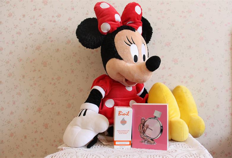 小伙伴 Mickey也狂爱的护肤品