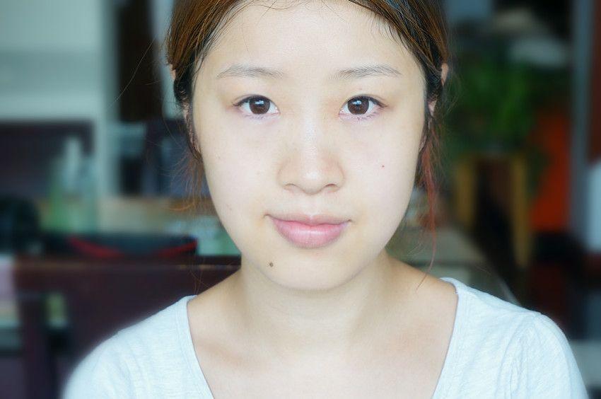 【莉菜】Bling bling紫色小尾巴,粉+蓝清新甜美公主妆
