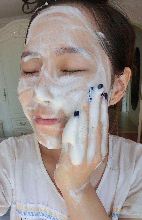 爱抹茶得护肤妞 平衡控油有一手 抹茶古皂肌肤清洁好帮手