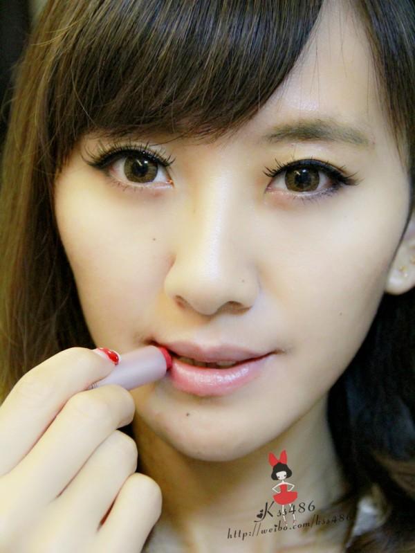 【kss486】首发唇膏(OR 唇蜜)试色,美美的~~