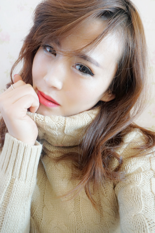 【燕燕彩妆】冬季恋歌,萌妈轻松变女神 - 燕燕 -