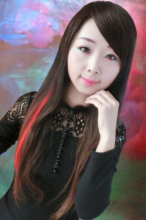 【兔纸】突破传统,jilme微spa护肤助我挑战原宿妆容