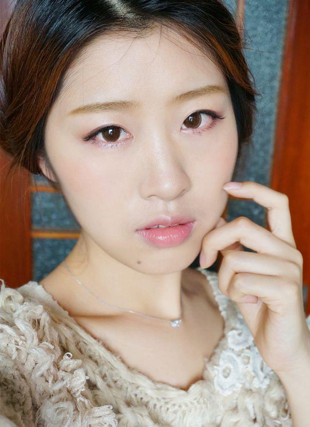 【Miss莉菜】我要小鲜肉之粉嫩韩式约会妆