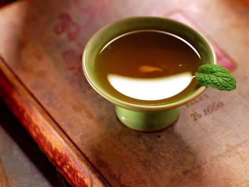 【呆璐】第一道水分的力量 绿茶打造透润肌肤
