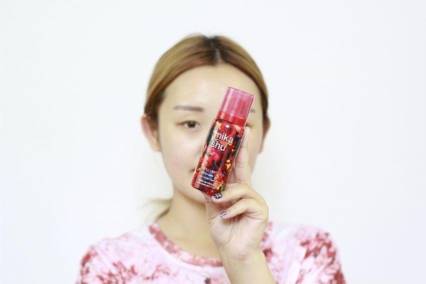 """【__邹邹__】""""如瓷""""美肌 打造爱上你的红唇印妆容"""