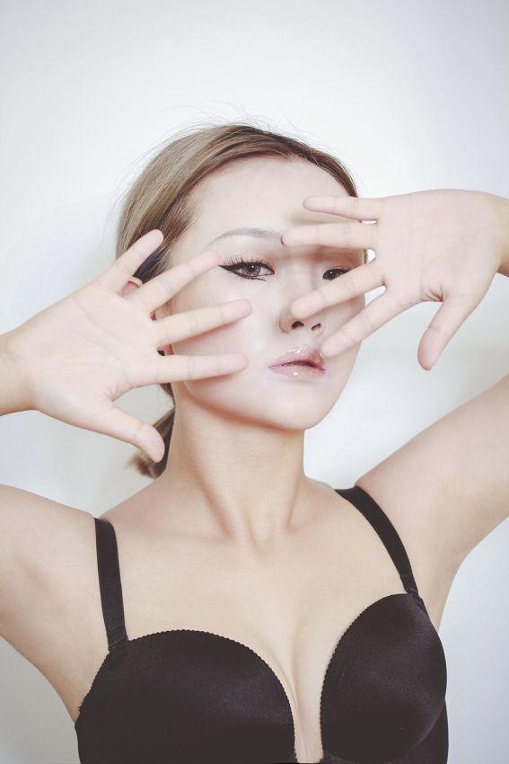 【__邹邹__】欧美个性创意眼妆