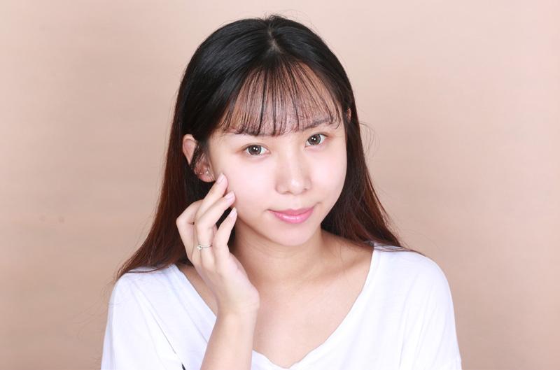 【iambibi】无瑕瓷肌,桃粉吸睛艳遇妆