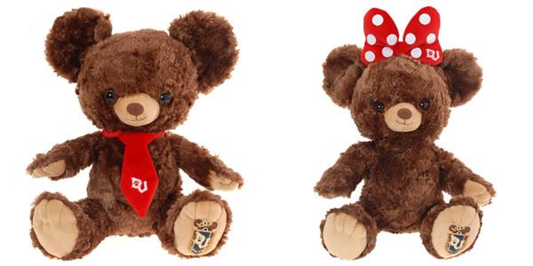 【辣妈米奇】抱一只熊回家爱