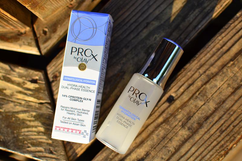 ·【倾城时光】无瑕美肌有ProX博研诗沁润健颜双萃精华液就能搞定