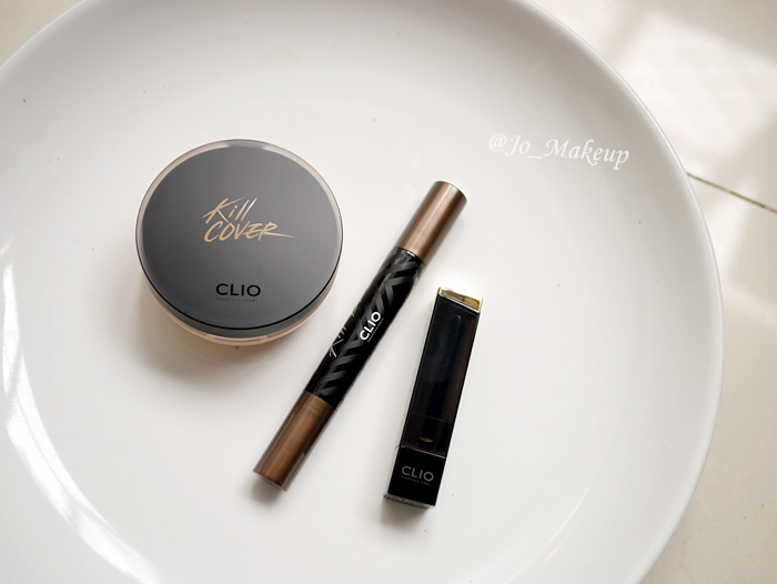 【JO】CLIO珂莱欧凝脂无瑕气垫粉底,打造孔孝真海报妆容