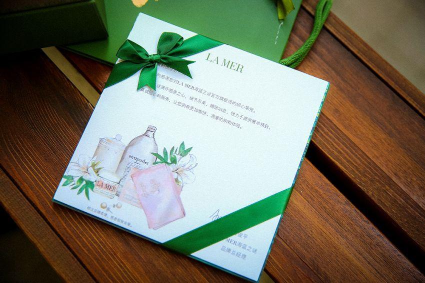 【__邹邹__】肌肤焕变新生 由LA MER圣诞礼盒开始