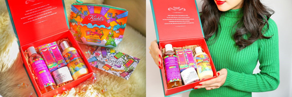 【辣妈米奇】缤纷节日季 送礼自用两相宜 | 科颜氏Holiday礼盒