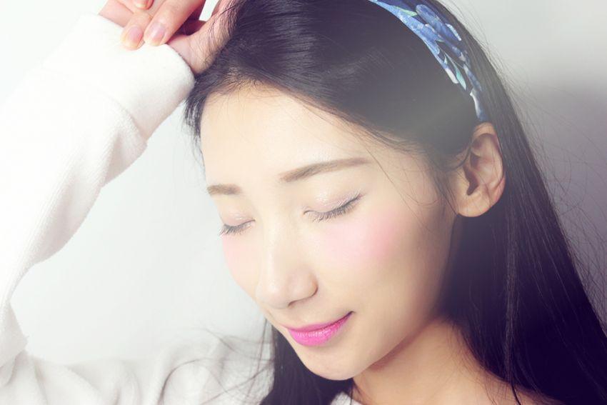 小斤斤【日系纯净粉嫩少女妆】