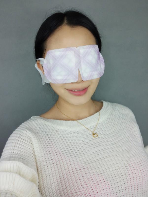 【亲亲新新】暖心陪伴,安睡有你——花王蒸汽眼罩