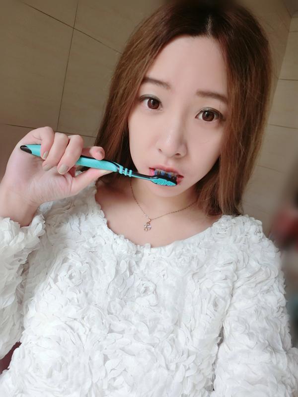 """【赵秋晨】欧乐B,我的专业""""洗牙双管"""""""