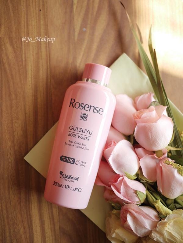 【JO】洛神诗Rosense玫瑰保湿面膜——快速补水给肌肤解渴