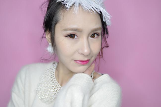 【Vicky】冬日甜心妆,暖暖的过冬!
