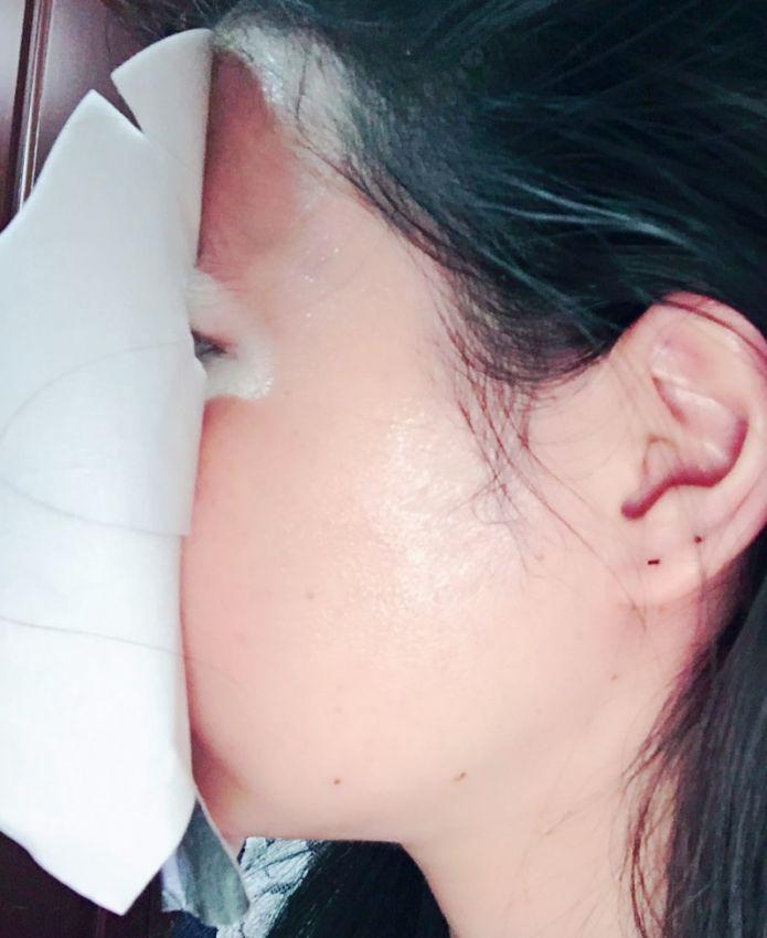 晒#内外双膜 一片年轻#雅诗兰黛全新密集修护肌透面膜
