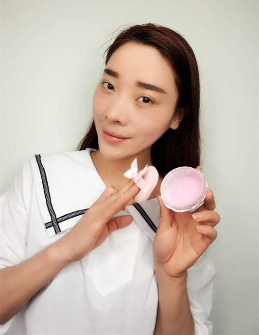 【刘玳彤】韩系 妆容贴