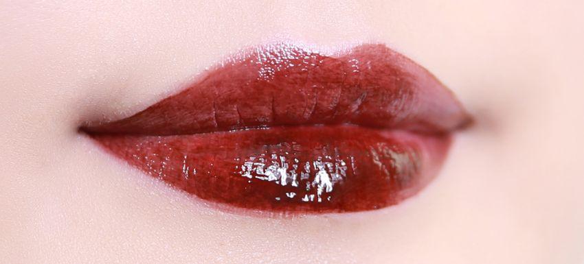 【__邹邹__】GA/阿玛尼Armani Ecstasy lacquer 阿玛尼漆光唇釉#200 #201试色