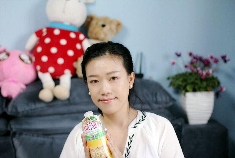 尝鲜COSME大赏明星产品 巧用Nursery柚子精华保湿化妆水
