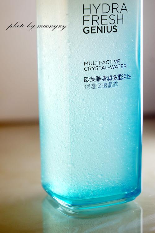 一瓶欧莱雅天才水 三重保湿搞定你的心
