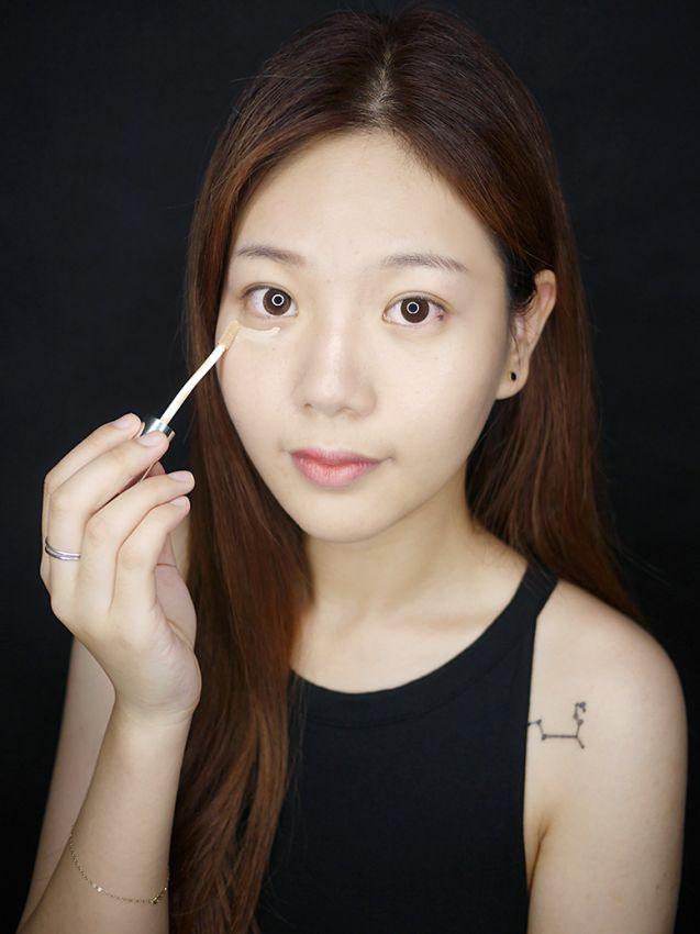 【JO】 韩国彩妆品牌hopegirl,遮瑕,眼线,卸妆,一步到位!