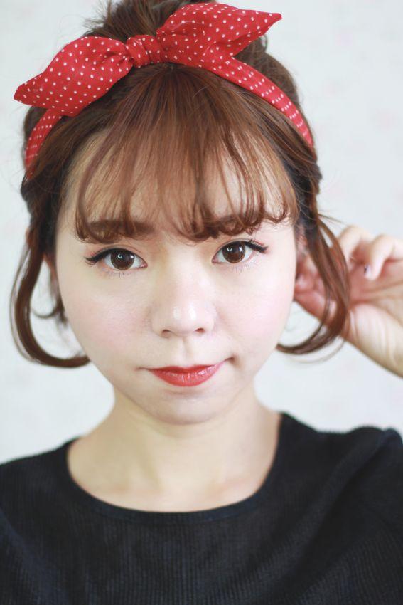 【Lisa爱梦游】挑战俏皮复古妆 除了复古还要混合日系元素