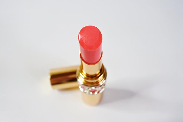 【刘玳彤】YSL 圣罗兰SHINE圆管唇膏,让你拥有性感美唇