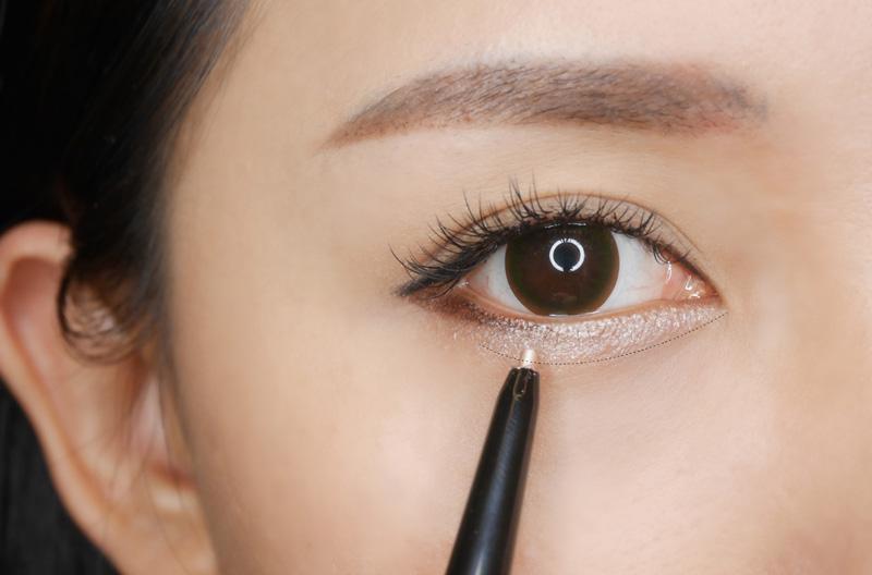 【iambibi】眼妆速成法,快速打造俏皮小烟熏