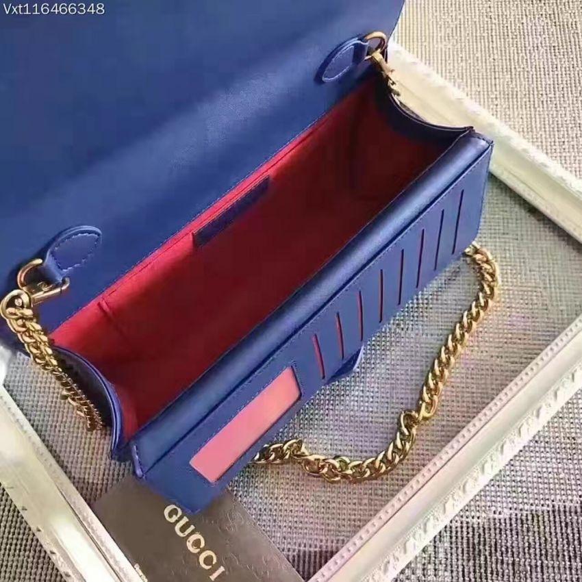 2017最新百搭小包Gucci原版鱼子酱女包