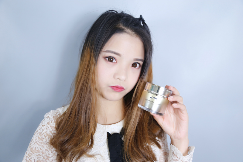【JJyan】IOPE艾诺碧紧肤霜,让你重返18岁