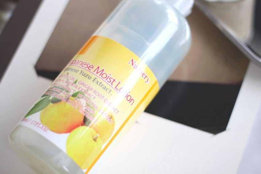 想要皮肤好卸妆就要做得好 最红卸妆单品Nursery柚子卸妆