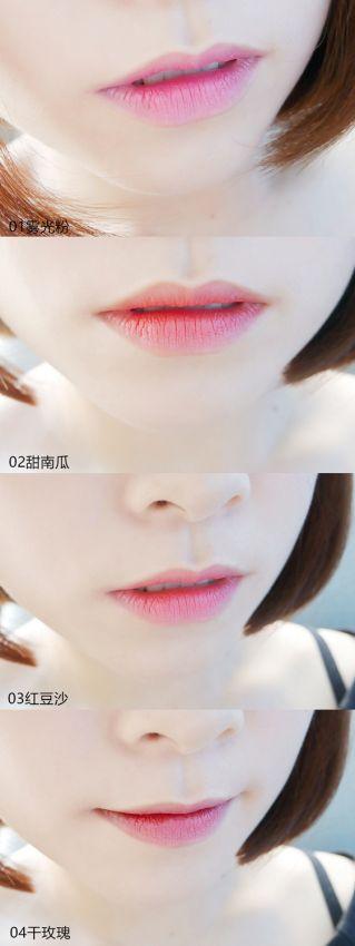 【纪小末】唇色随心变,就选卡姿兰按压口红