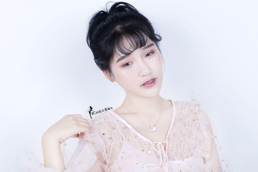 【Candy小俏妞儿】打造一个梦幻妆 学倪妮一样做自己的公主